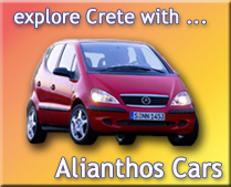Car Rental in Crete - Alianthos Cars