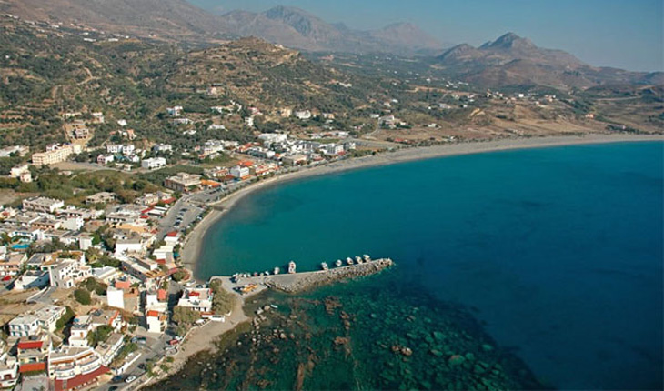 Holidays in Mirthios, Plakias, Crete