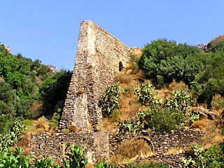 The Old Mill in Plakias, Crete