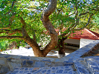 Mirthios Village in Plakias, Crete