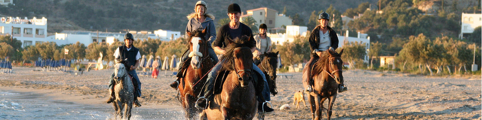 Holiday activities in Plakias, Crete